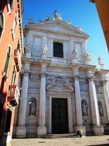 I Gesuiti Venetië