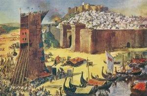 Geschiedenis van lissabon