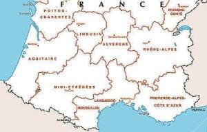 Kamperen in zuid frankrijk