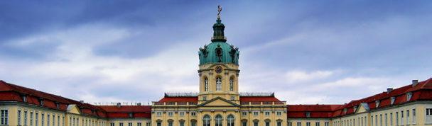 Paleis Charlottesburg in Berlijn