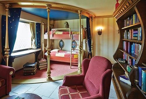 Paroes suite efteling hotel kaatsheuvel