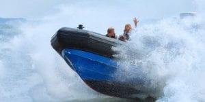 rondvaart resqueboot