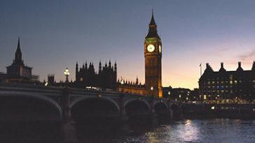 Skyline stedentrip Londen