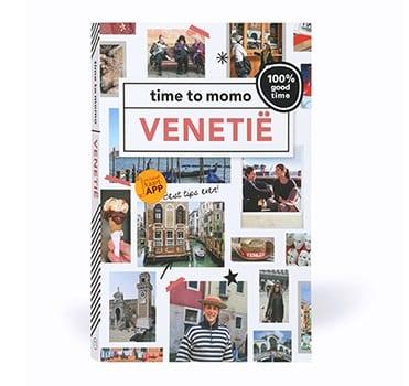 Time to momo reisgids voor Venetië