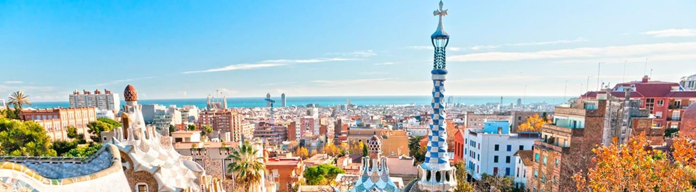 citytrip barcelona