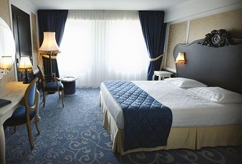 comfortkamer in het efteling hotel kaatsheuvel