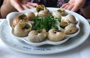 Escargots uit Parijs