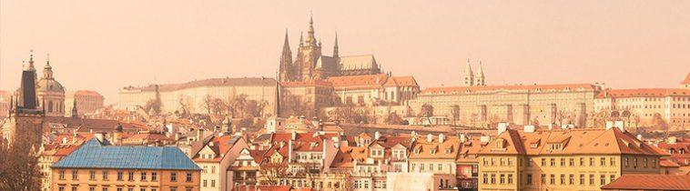 Overzicht over Praag