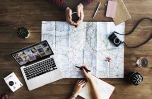 Gastbloggen over reizen of vakanties