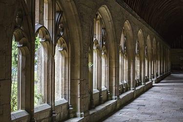 Filmlocatie uit de eerste Harry Potter film