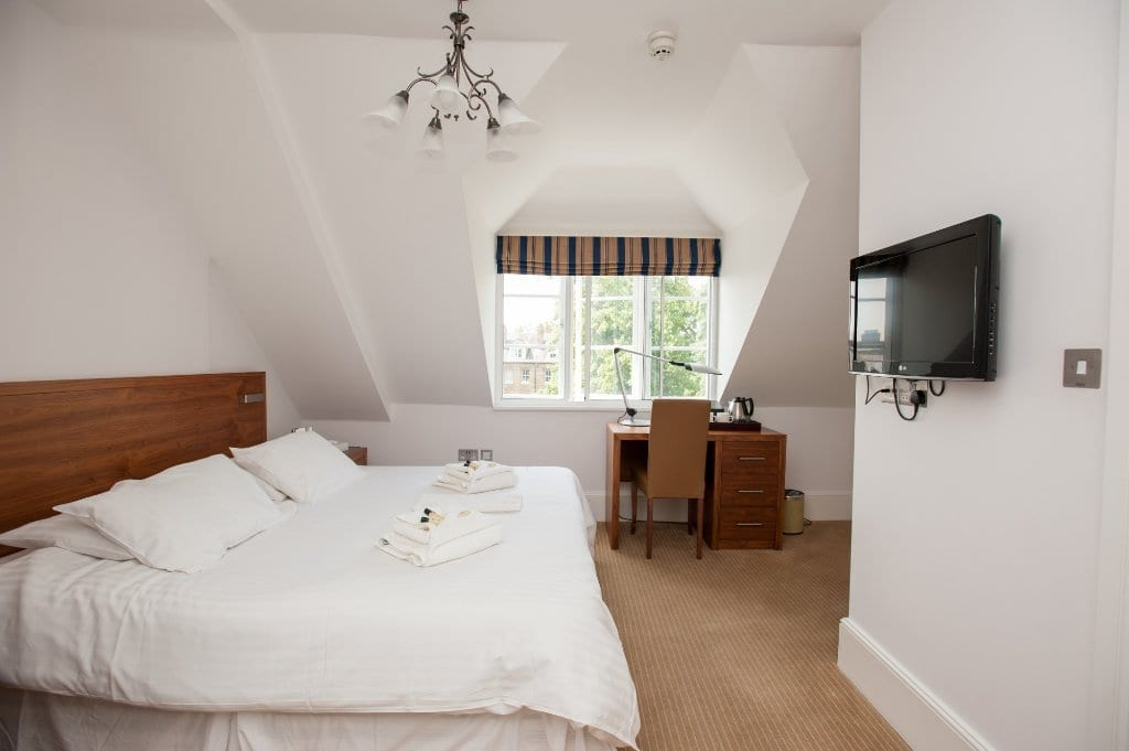 Rewley house hotel Oxford