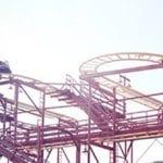 Speedybob achtbaan in Bobbejaanland
