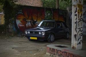 foto's maken van je auto in Doel, België