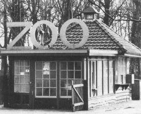 kassa dierenpark Wassenaar