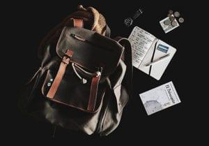 Wat neem je mee in je backpack