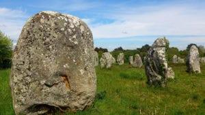 De stenen van Carnac