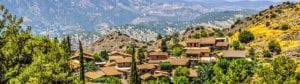 Dorpje in Cyprus