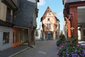 Huizen in Vannes