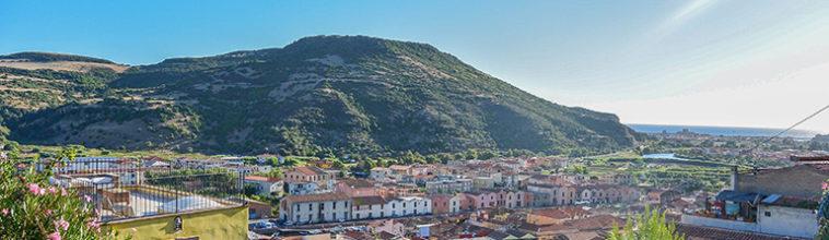 Overzicht van Sardinië