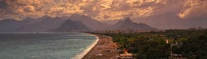 overzicht van Antalya