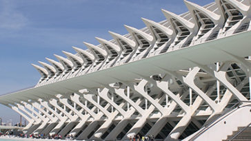 Architectuur in Valencia