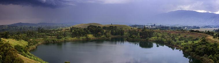 Nationaal park in Oeganda