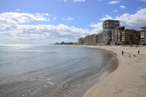Strand van Valencia
