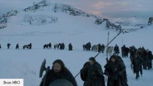 Vatnajökull National Park filmlocatie Game of Thrones seizoen 2