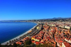 De Franse Cote d'Azur