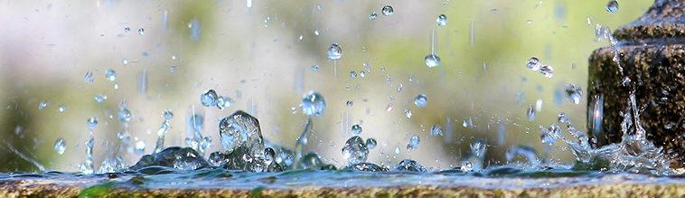 Fontein in de Winter Efeteling