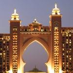 Luxe hotel in Dubai