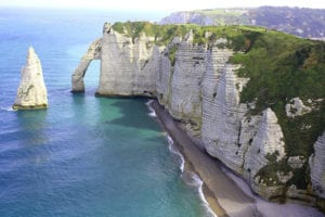 Normandië in Frankrijk