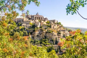 Roussillon in Frankrijk