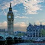 Bezienswaardigeheden in Londen
