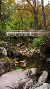 Brug in Nationaal Park Peneda-Gerês