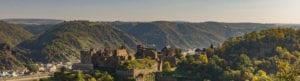 Burcht Reichsburg in Cochem