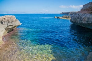 Formentera, kleinste eiland van de Balearen