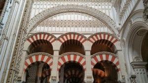 Islamitische invloeden in de Mezquita