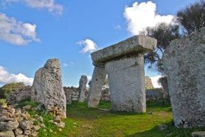 Megalithische steenmonumenten op Minorca