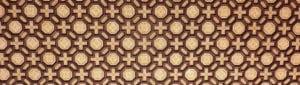 Mozaiekpatroon in de Mezquita