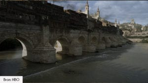 Puente Romano, Córdoba filmlocatie Game of Thrones seizoen 5