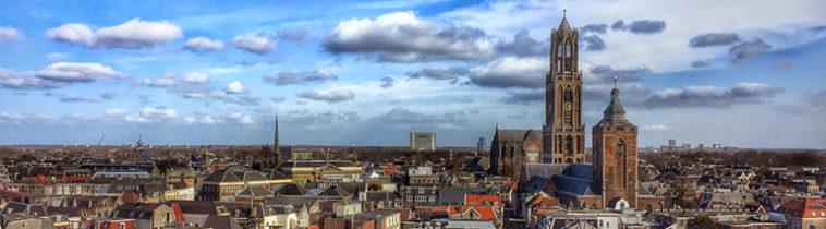 Skyline van Utrecht