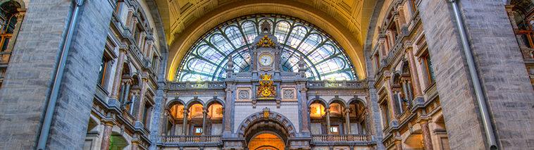 Stationshal van Antwerpen