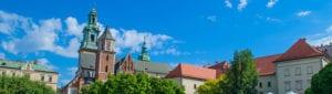 Stedentrip naar Krakau