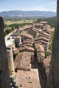 Uitzicht over Burgos