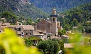 Valdemossa op Mallorca