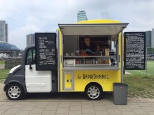 Foodtruck de Broodtrommel