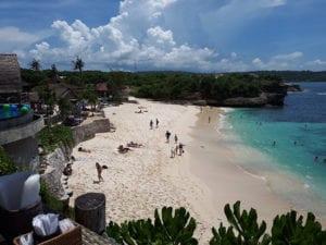 Hotel op Bali
