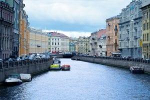 Sint Petersburg, Venetië van het noorden
