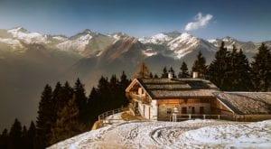 Verblijf tijdens wintersport vakantie